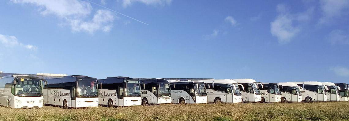 flotte autocars scolaires tourisme urbains