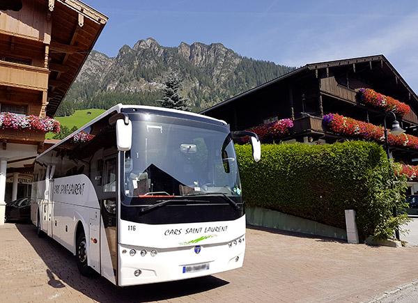 voyage en autocar en Autriche