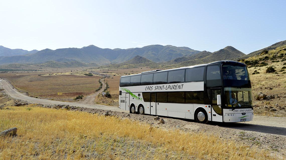 voyage en autocar en Espagne Sierra-Nevada en Andalousie