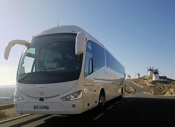 voyage en autocar Los-Molinos-de-Viento-de-Consuegra