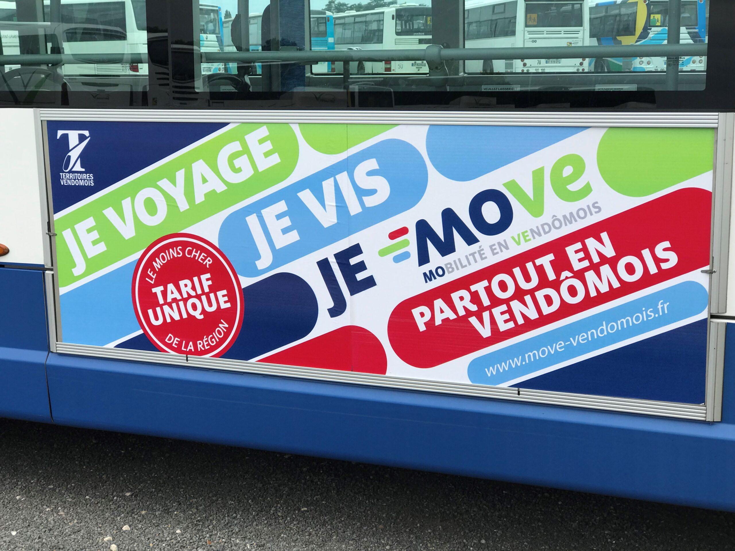 transport Move Vendomois